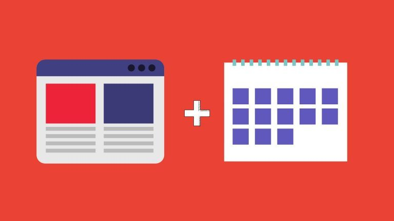 How to start a blog with a 30 day content plan