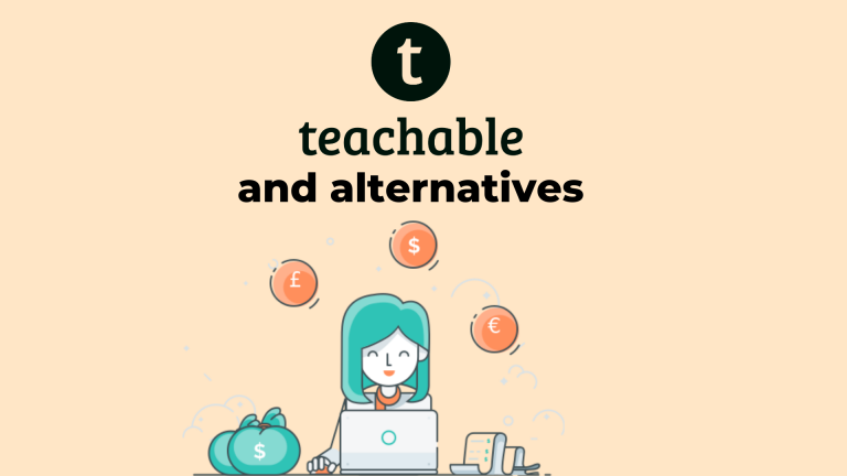 8 best Teachable Alternatives for Course Creators