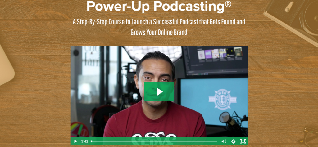 power-up-podcasting-pat-flynn-best podcast software